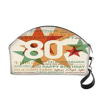 Amazon.com : 80th Birthday Decorations Small portable ...