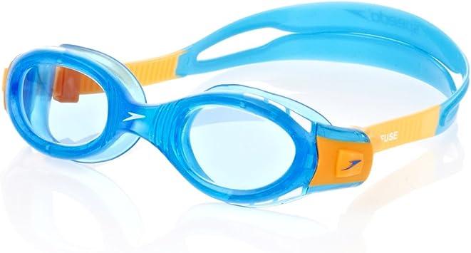 TALLA Talla única. Speedo Futura Biofuse Junior Gafas de natación Unisex niños
