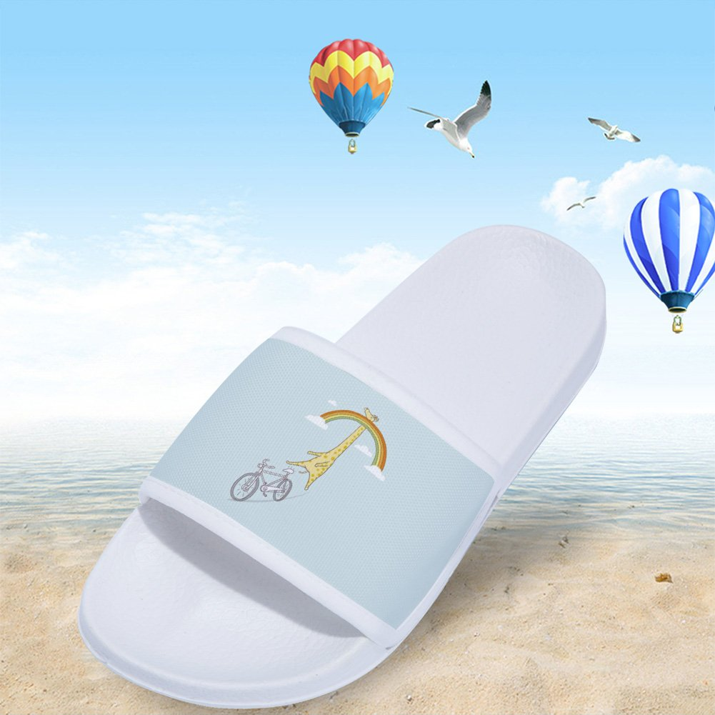 CoolBao Slides Sandals for Boys Girls Anti-Slip Swim Shower Pool Slippers (Little Kid/Big Kid) by CoolBao (Image #3)
