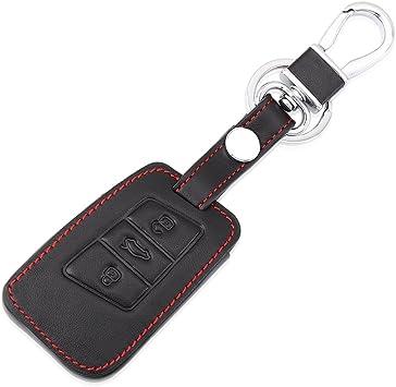 Woqui Auto Leder Schlüsseletui Elektronik