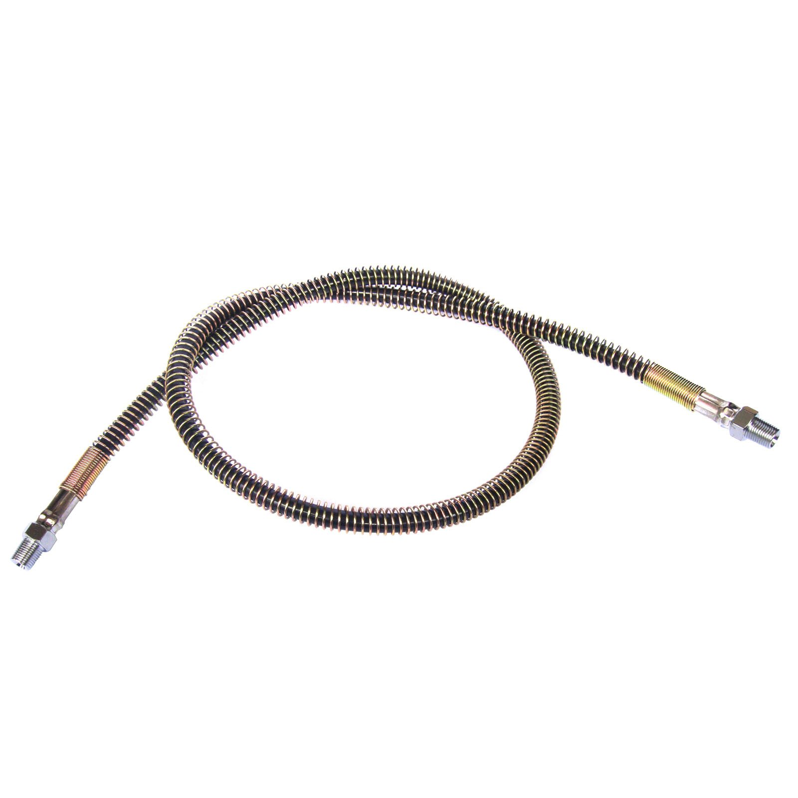 Lucky Sports Paintball PCP Tank High Pressure 36'' Hose Line For Air Fill Station,1/8 NPT