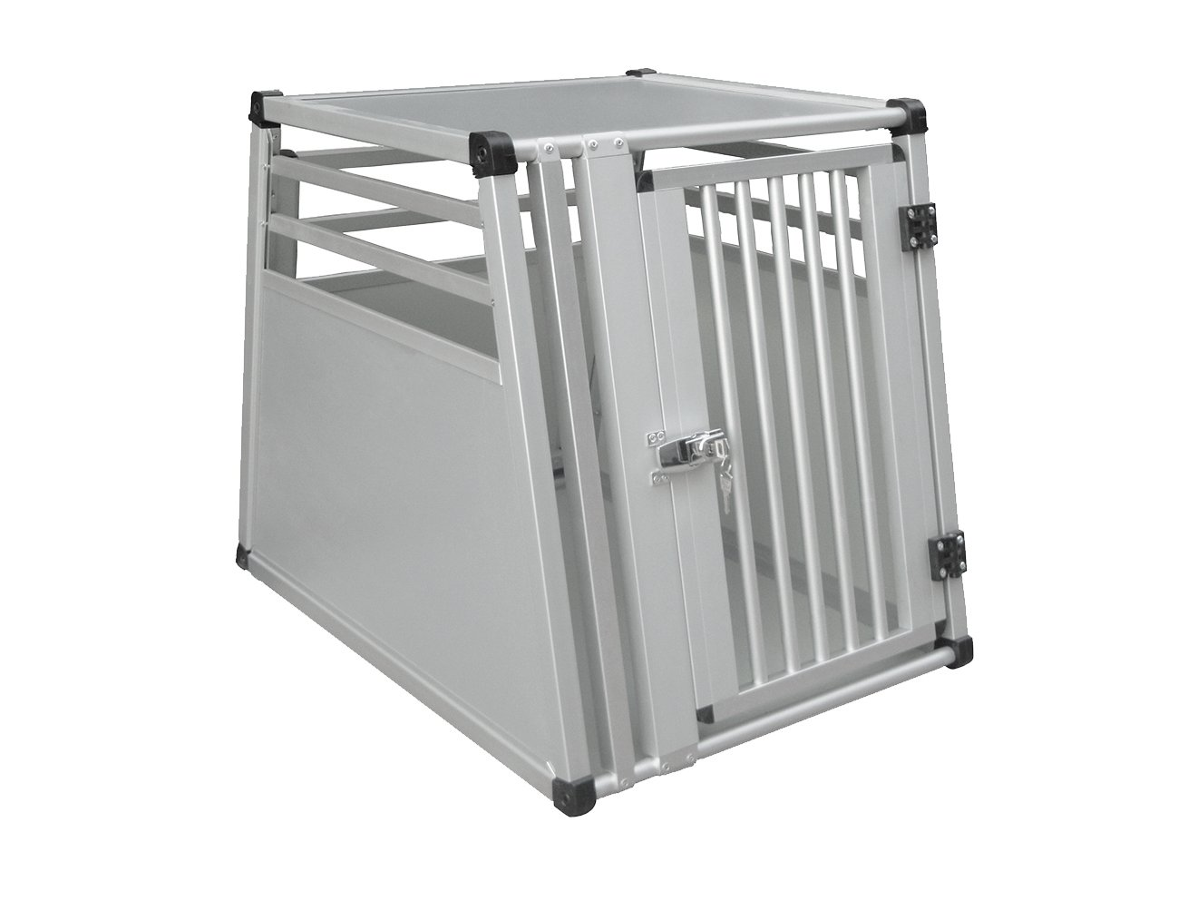 Nobby 62321 Aluminium Car Pet Box