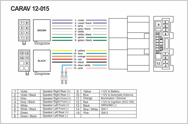 CARAV 12 Certains mod/èles 015/Adaptateur radio ISO pour Mazda 2001/+ C/âblage fil Harnais connecteur Laisse Loom C/âble adaptateur prise st/ér/éo