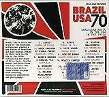 Soul Jazz Records presents Brazil USA 70