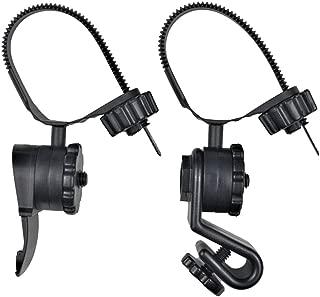 product image for Princeton Tec Hard Hat Light Mounts - Black