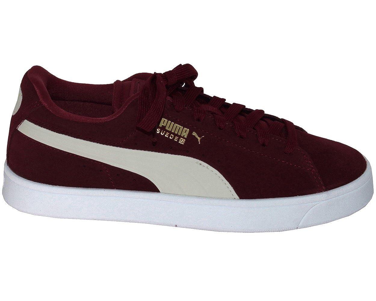 Sacs Chaussures S Bordeaux Suede Puma Et PAqXR4wtx