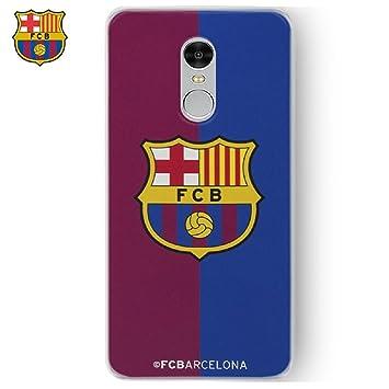 Carcasa Xiaomi Redmi Note 4 / Note 4X Licencia Fútbol F.C. ...