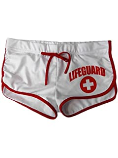 Officially Licensed Lifeguard Girls Kids Hi-Cut Short