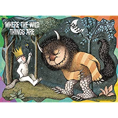 Where The Wild Things are 500 pc Puzzle: Toys & Games