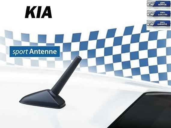 Antena de repuesto para coche AM/FM con rosca para Kia M5 + M6
