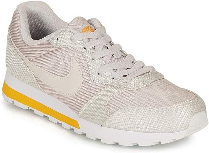 Nike Wmns MD Runner 2 Se, Zapatillas de Running para Mujer, Blanco ...