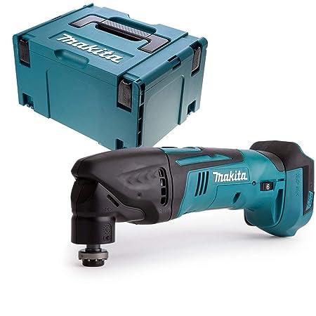Makita dtm50z 18 V Li-Ion Oscillating Multi Tool with case /& INLAY