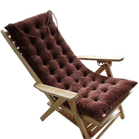 Cojín para silla de terraza, cómodo para salón, interior o ...
