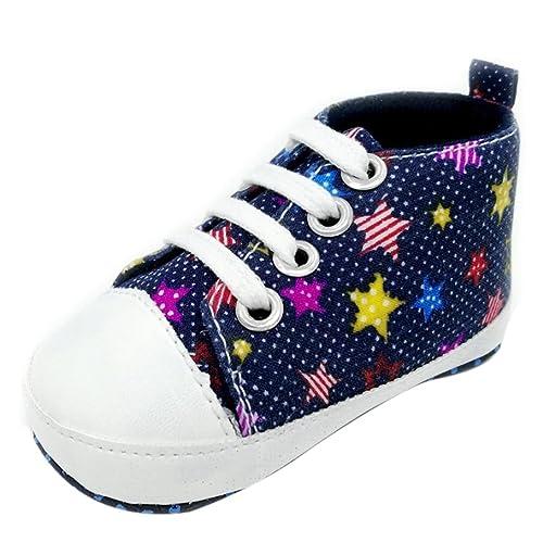 Zapatos de bebé, SHOBDW Zapatillas de Deporte de los Zapatos de bebé Zapatos de Lona