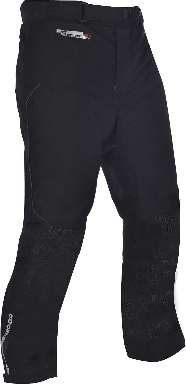 Black, Large//Size 36 Oxford Mens Subway Textile Pants Regular Leg