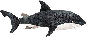 Douglas Neptune Blue Shark Plush Stuffed Animal