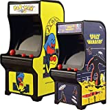 (Set) Miniature Classic Handheld Arcade Games Pac-Man and Space Invaders