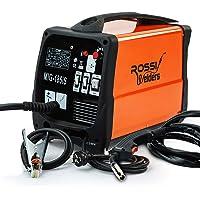 ROSSI 185 Amp Portable Welding Machine Inverter Welder Mig Mag 185A