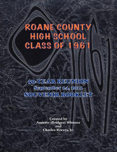 Roane County High School Class of 1961 50-Year