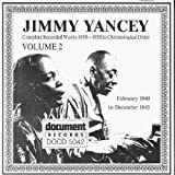 Jimmy Yancey: Complete Recorded Works 1939-1950 in Chronological Order, Vol. 2