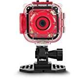 [NEW] DROGRACE Kids Camera Video Camera for Kids 1080P Camcorder Waterproof Action Cam Boys Girls Camera Toy Gift Built-in Game - Premium Quality Gift Wrap [Christmas Special Edition]