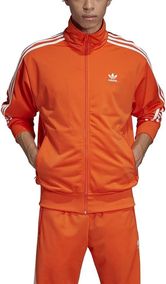 veste adidas original homme orange
