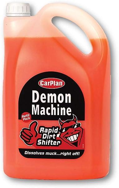 CarPlan CDM005 Demon Machine - Máquina de coser (5 L): Amazon.es ...