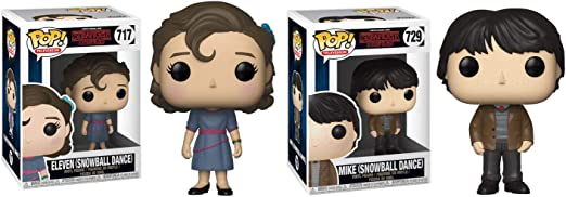 ELEVEN AT DANCE 717 35056 VINYL IN STOCK TELEVISION FUNKO POP STRANGER THINGS