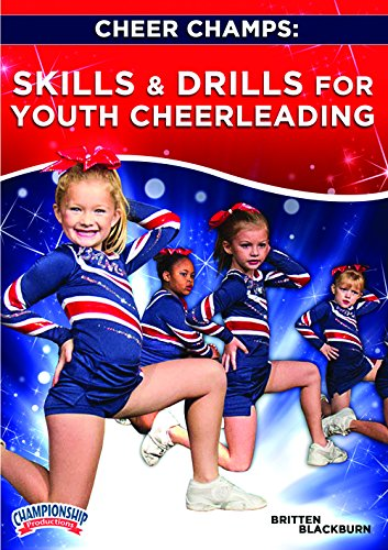 Encouragement Champs: Skills & Drills for Youth Cheerleading