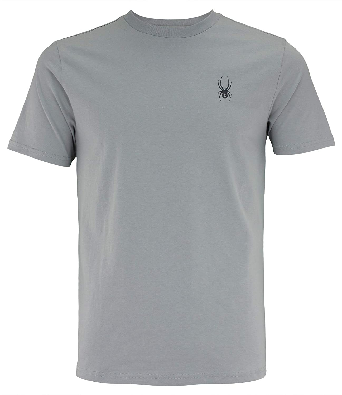 Women/'s SPYDER Black Short Sleeve T-Shirt Size S