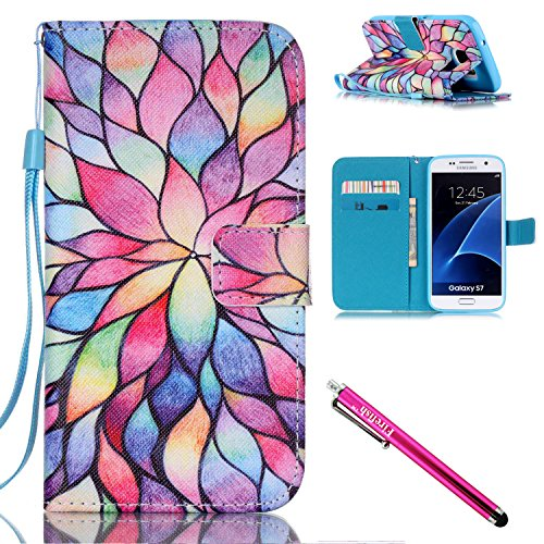 Firefish Resistance Protective Magnetic S7 Lotus