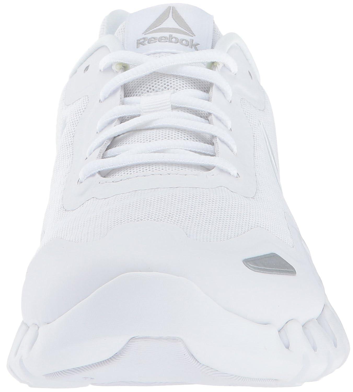 Sapato de trilha Branco Zigpulse aço Reebok/ aço para mulher Branco/ aço Reebok/ 9c6f1a
