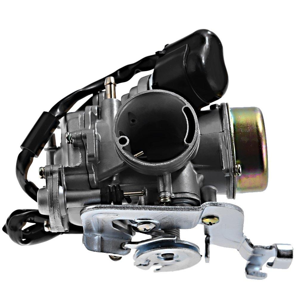 CARBURETOR Assembly for Manco Talon Linhai Bighorn 260cc 300cc Off Road ATV UTV Carb