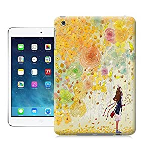 Unique Phone Case Watercolor girl#17 Hard Cover for ipad mini cases-buythecase by lolosakes by lolosakes