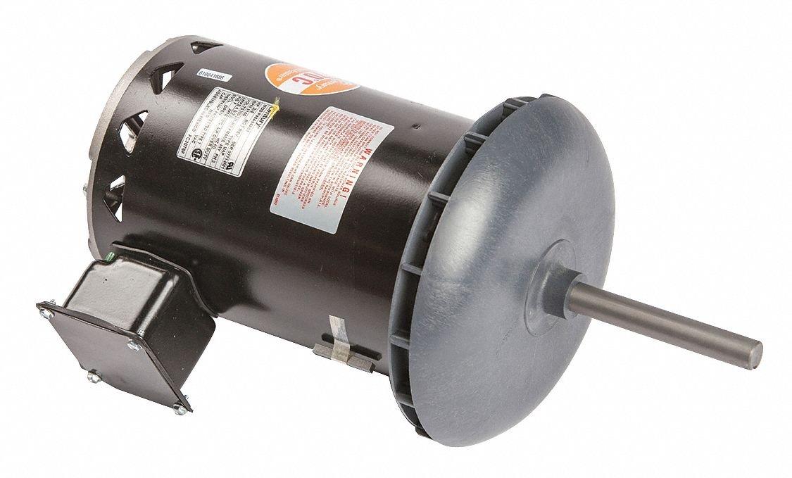 Condenser Fan Motor, 3/4 HP, 1140 rpm, 60Hz