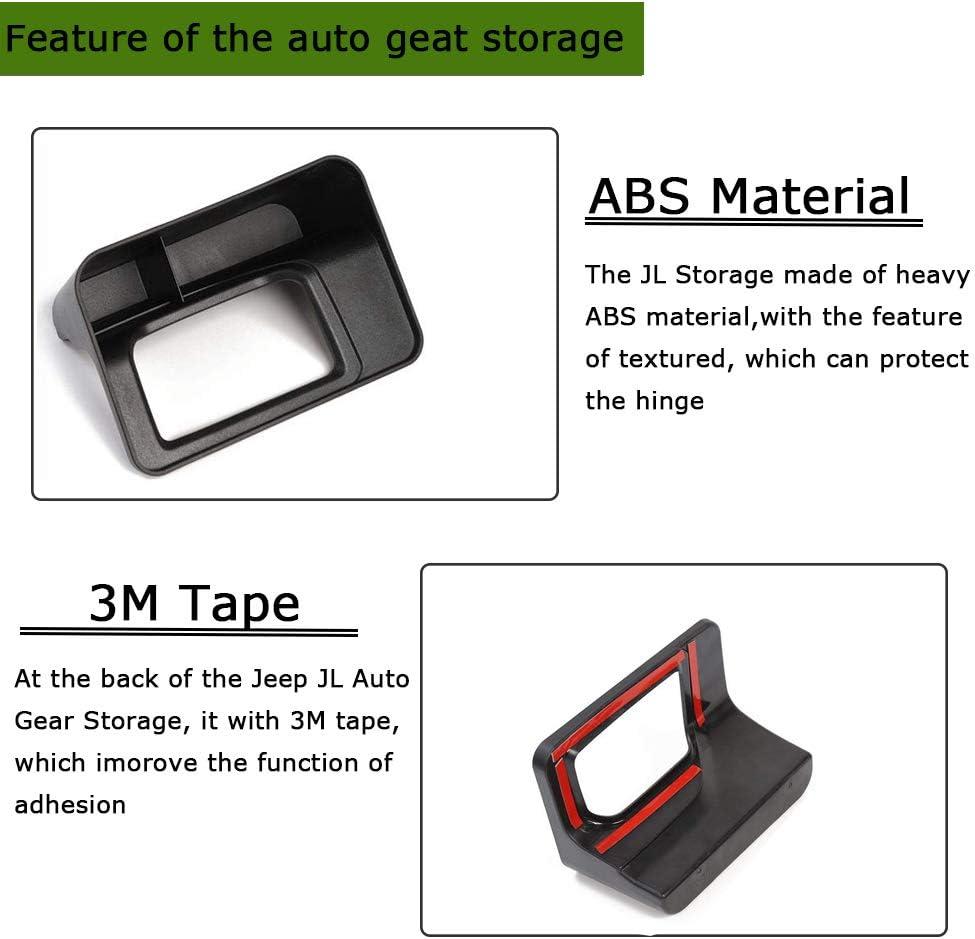 Interior Accessories BulbForst Glove Box Organizer Storage for ...