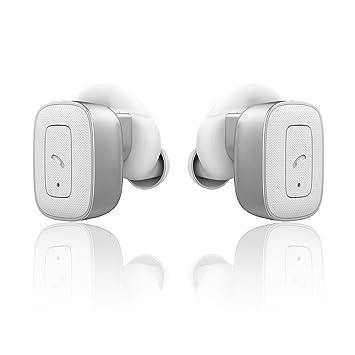 allimity Auriculares inalámbricos verdaderos inalámbricos Auriculares inalámbricos estéreo Bluetooth con micrófono para iPhone 7 iPhone 6s