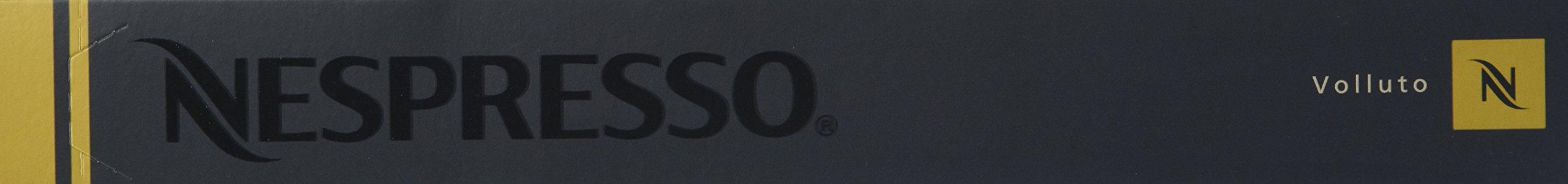 Nespresso OriginalLine: Volluto, 50 Count - ''NOT compatible with Vertuoline''