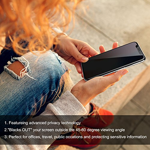 Review Privacy Screen Protector iPhone