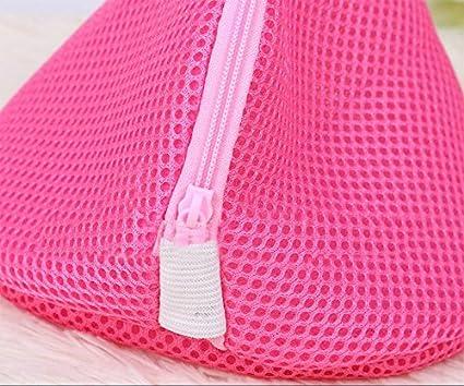 Da WA regla sujetador de lactancia bolsas de ropa bolsa de lavander/ía lavadora protectora Cuidado Personal bolsas plegable