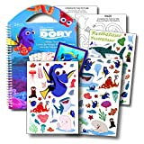Finding Dory Stickers Travel Activity Set with Stickers, Activities, and Large Specialty Sticker