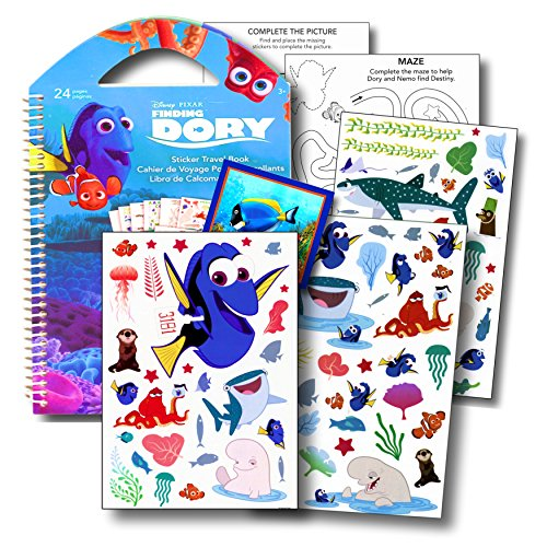 Finding Stickers Activity Activities Specialty