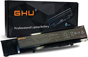 New GHU Battery 58 WH Replacement for Y5XF9 7FJ92 4JK6R 04D3C 312-0997 312-0998 Compatible for Vostro 3400 3500 and 3700 004D3C 004GN0G 04GN0G 04JK6R 07FJ92 0TXWRR CYDWV TXWRR TY3P4 5200 mAh