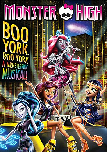 Monster High: Boo York, Boo -