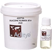 MurtiSil Aditya Silicone Rubber RTV - 2121 - 1 Kg. for General Purpose and Above 9 inch Height Statues