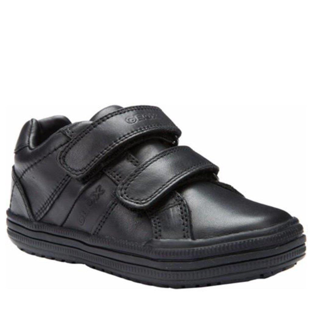Geox JR Elvis Uniform Shoe (Toddler/Little Kid/Big Kid),Black,30 EU (12 M US Little Kid) by Geox (Image #2)