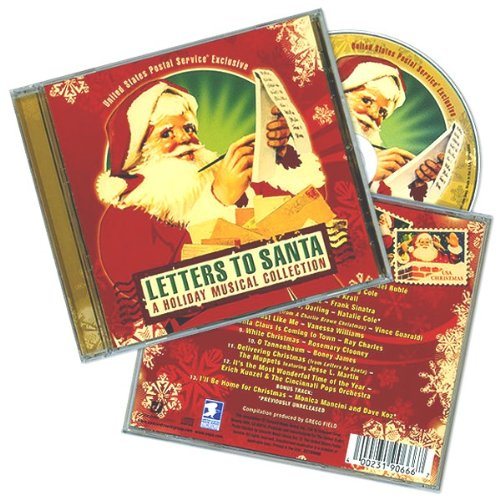 Letters To Santa: A Holiday Musical Collection ()