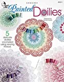 Crochet Painted Doilies