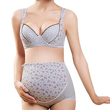 Zoylink Ropa Interior De Maternidad Ropa Interior Para Embarazadas Ropa Interior De EnfermeríA De AlgodóN De