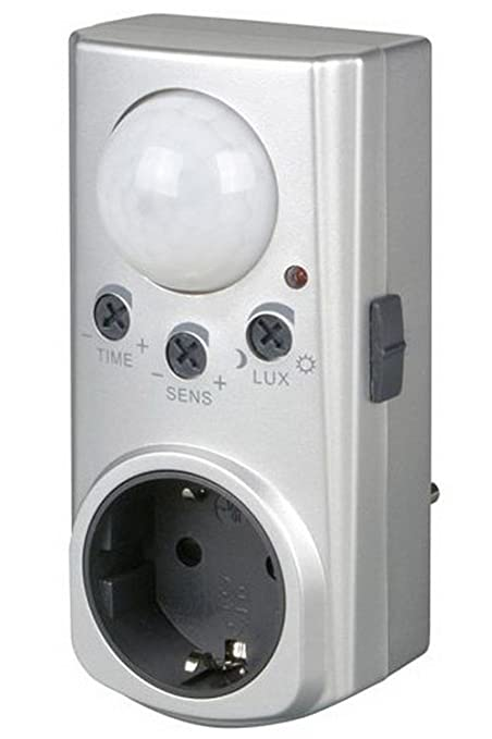 ChiliTec 19603 Connection with Motion Detector 120 °C, up to 7 m Range,